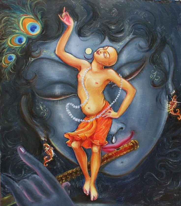 Krishna Chaitanya Gauranga