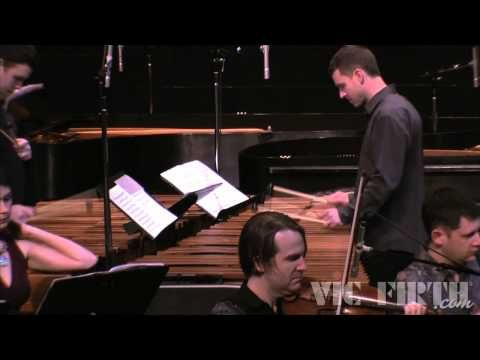 "Steve Reich, ""Music for 18 Musicians"" - FULL PERFORMANCE with eighth blackbird - YouTube"