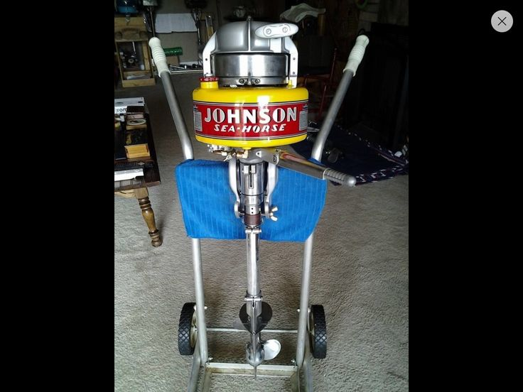 17 Best Images About Johnson Outboard Motors On Pinterest