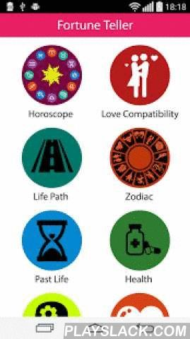 Fortune Teller - Life Path  Android App - playslack.com ,  Fortune Teller reveals your most fulfilling direction and the major lessons you are here to learn during this lifetime. It gives a broad outline of the opportunities and challenges you will encounter and the personal traits that will assist you on this journey. Find out what you should expect in the near future.The positive aspects are the helpful skills and abilities you possess, and the negative aspects of the number are traits you…