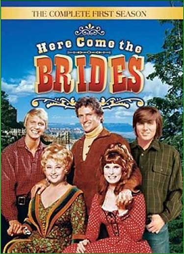 70's TV show: Here Come the Brides :  David Soul and Bobby Sherman!They're Dreamy! My very favorite show!