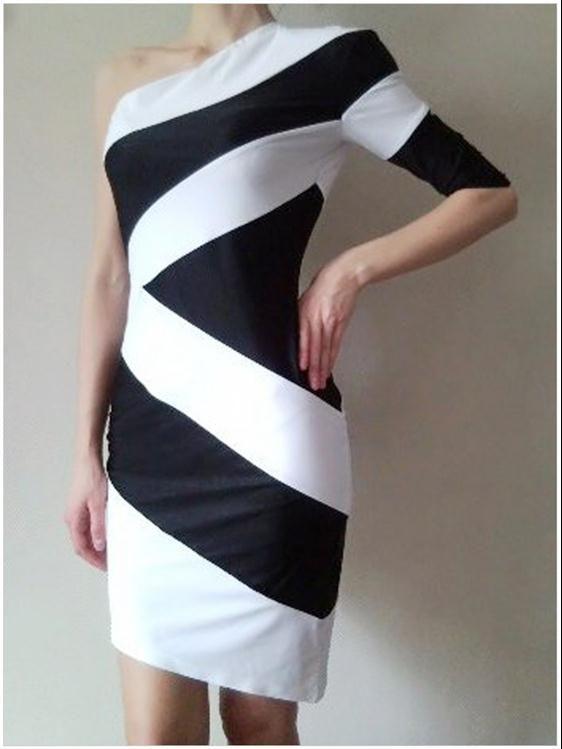 women batik patchwork white dresses - Google Search