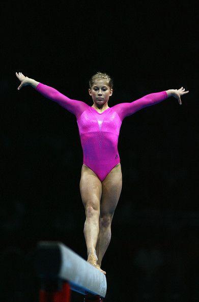 Gymnastics shawn johnson nude useful