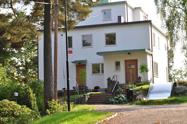 Södra Ängby - Molinvägen 21