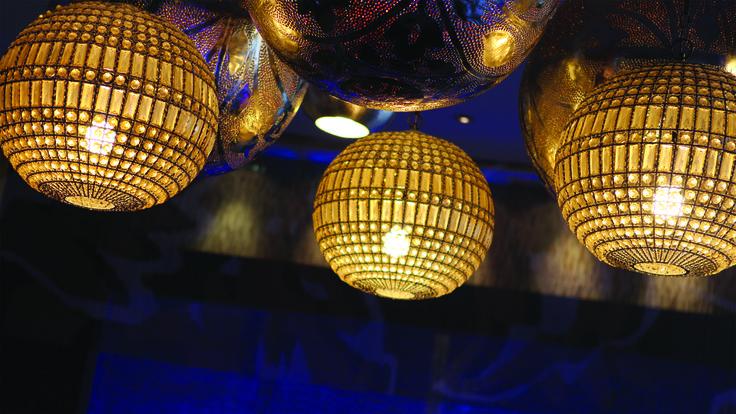 Viejas Casino & Resort | More Chandeliers at Viejas