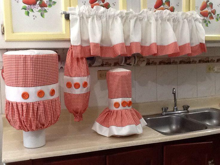 Accesorios para cocina decoraci n de cocina pinterest for Accesorios de decoracion