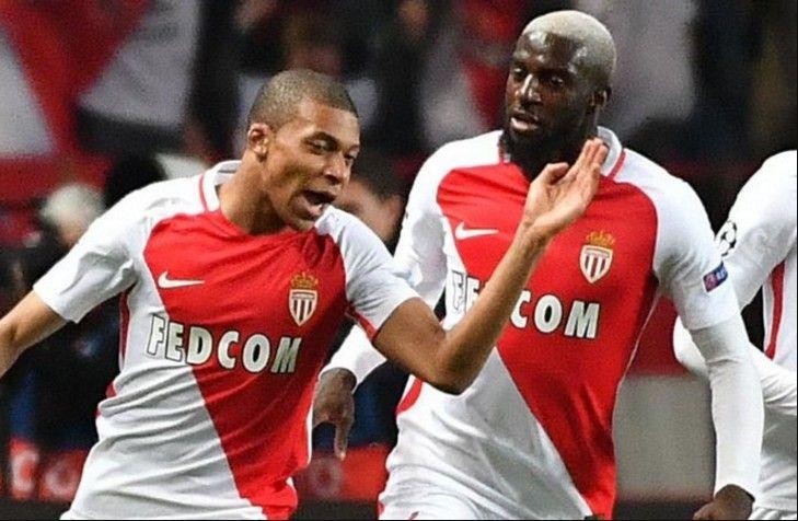 Video Skor AS Monaco vs Manchester City 3-1 (Agregat 6-6)