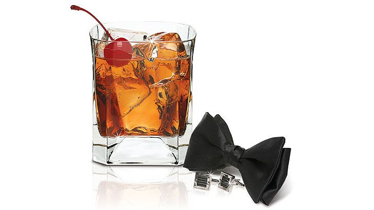 Manhattan - A dark and seductive delight, the Manhattan is perfect for a date night drink. Sip it slow and take in the flavours of a well-aged whiskey, sweet vermouth and hint of fruit from bitters, all with a cherry on top. A well-made Manhattan is the test of any skilled bartender.