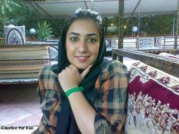 Retrato de Atena Farghadani- Irán: La vida de Atena Farghadani está en peligro