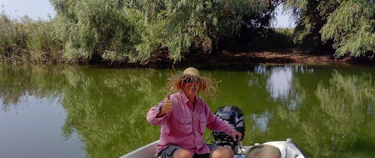 Pescuit sportiv în Delta Dunării: Canalul Sondelor - Lacul Rosulet