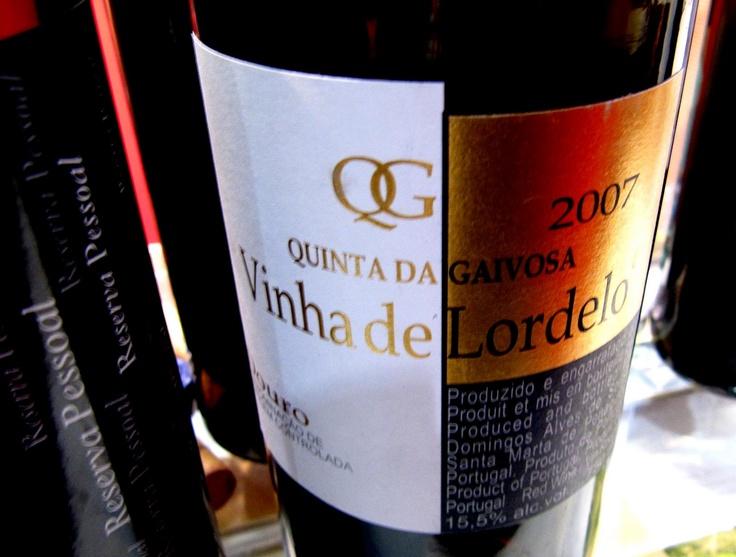 Quinta da Gaivosa Vinha de Lordelo 2007