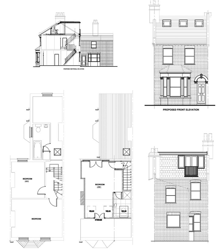 14 best images about floor plans terraces on pinterest Dormer floor plans