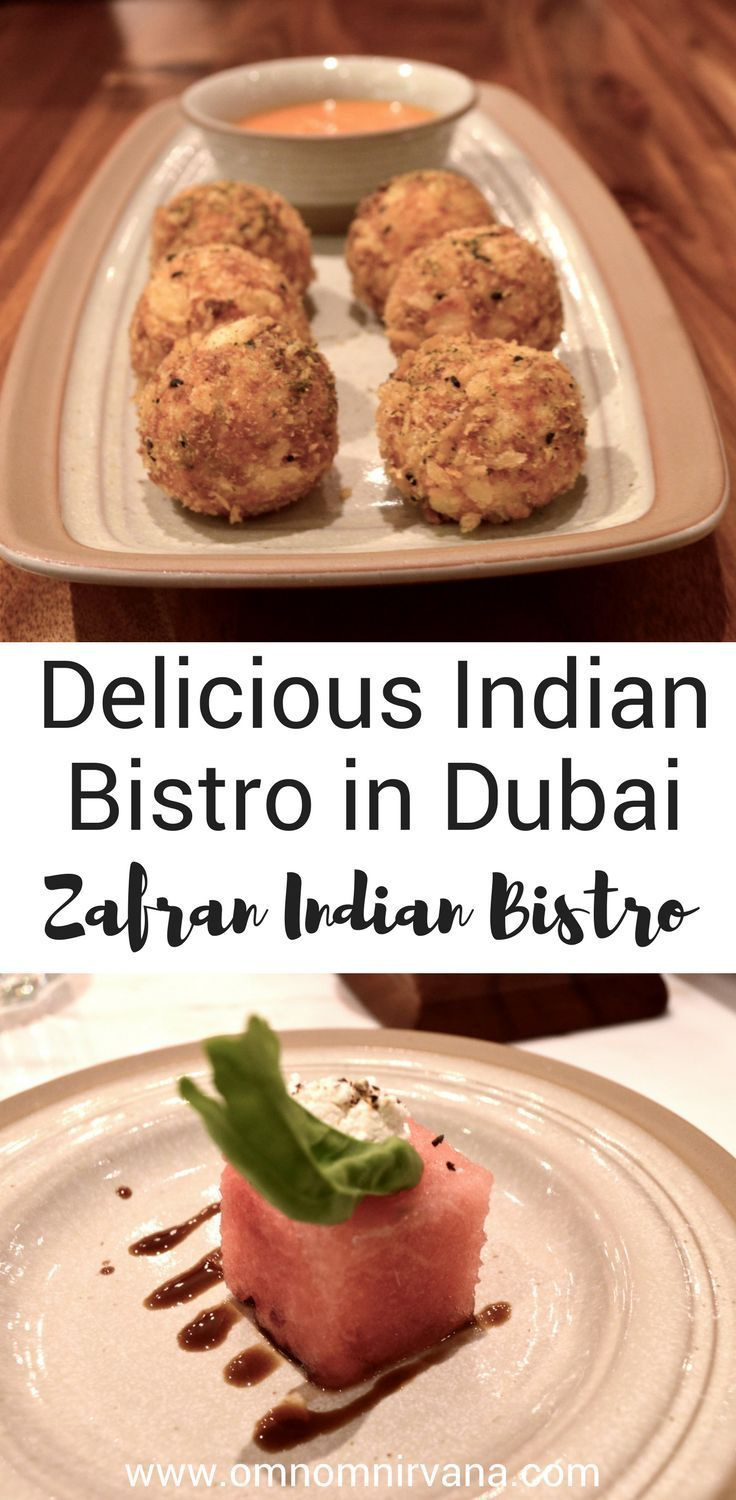 The Zafran Indian Bistro in Dubai has delicious Indian food. None of their delicious food has any preservatives in it, setting it apart from other restaurants in the area. Check out what our favorite dishes are so you know what to try when you visit the Zafran Indian Bistro. You'll want to save this to your travel board so you can find it later.