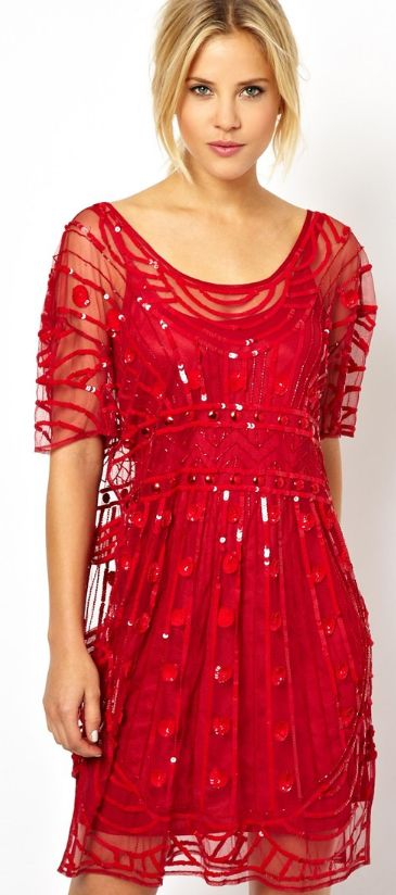 I think I like it but I am not sure. I mean I like it, but don't know if I would wear it.