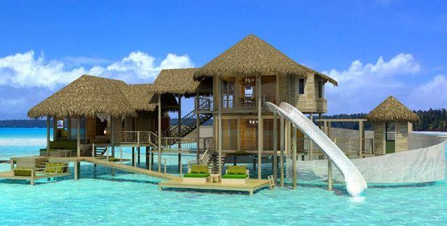 Luxury Life Design: The Best Maldives Resorts