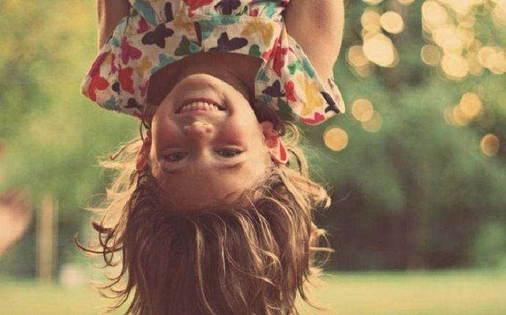 Τα παιδιά δεν είναι κακομαθημένα. Τα παιδιά είναι αξιαγάπητα και χαριτωμένα, μέσα στην άγνοια και την αθωότητά τους. Οι κακομαθημένοι είναι οι γονείς.