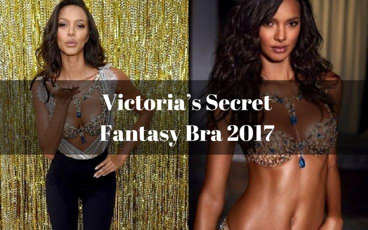 """😍 Nowy model to """"Champagne Nights Fantasy"""" i wykonany jest z 18-karatowego złota, 💎💎💎diamentów, szafirów i topazów. Wart jest 2 miliony dolarów!  Zobacz pozostałe zdjęcia: http://feszyn.com/victorias-secret-fantasy-bra-2017/  #fantasybra #fantasy #diamenty #model #victoriassecret #victoriasecret2017 #fantasybra2017 #fashion #moda #bielizna #biustonosz #lingerie, #bra #underwear #LaisRibeiro"""