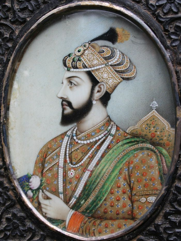 Mughal Emperor Shah Jahan.  Considered as one of the greatest Mughal Emperors, Shah Jahan's reign is known as the Golden Age of the Mughals— he left behind him a legacy of outstanding Islamic architecture— his most famous building is the Taj Mahal which he built out of love for his wife the Empress Mumtaz Mahal.