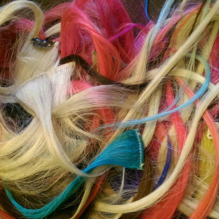 So many fun and colorful extensions ready for your Grab Bags! Fun gift for someone special..including yourself!!
