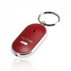 Key Whistle - attach to your keys and when you whistle, the key finder will beep and flash