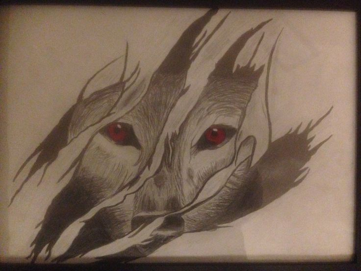 wolf cool drawing drawings wolves sketches designs creations