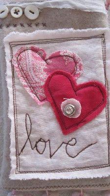 a8dfac01b11decc8232a0b29e6d750d1 homemade valentines valentine ideas - My Lovely Life: LOVE IS IN THE AIR!