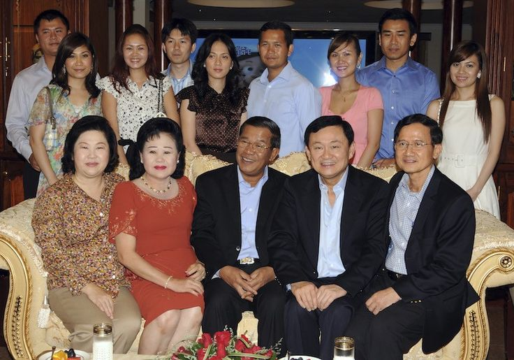 Hun Sen's Family Caught Up In Hundreds of Leaked Texts - The Cambodia Daily