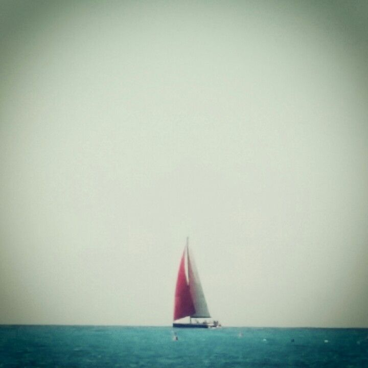 #dreaming #red #sailing