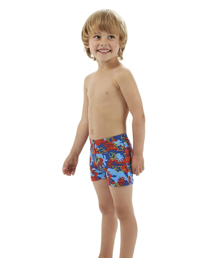 Bañador Speedo para la práctica de natación para niño.