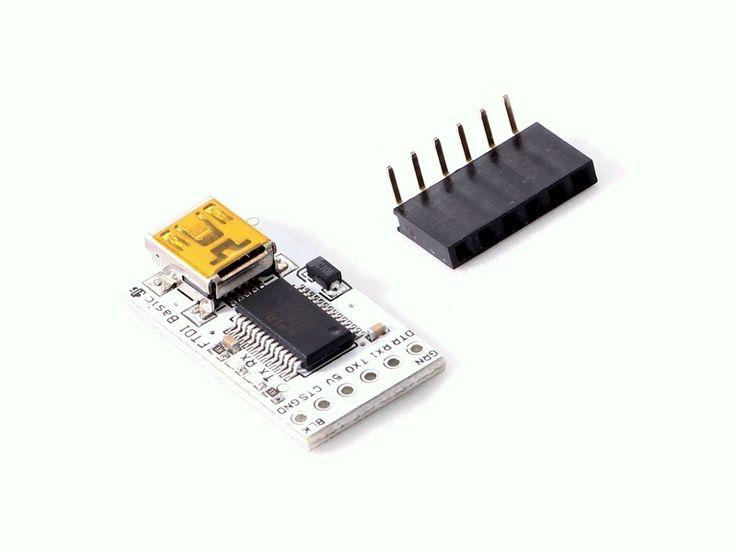 FTDI USB To Serial Converter Guide