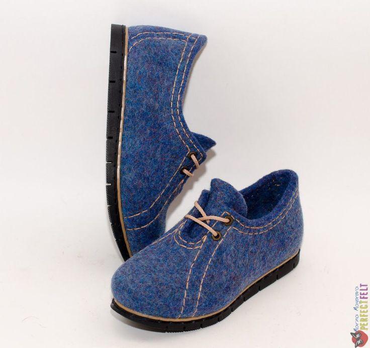 валяние овуви, обувь из шерсти, марина майорова, туфельки, валяные туфли
