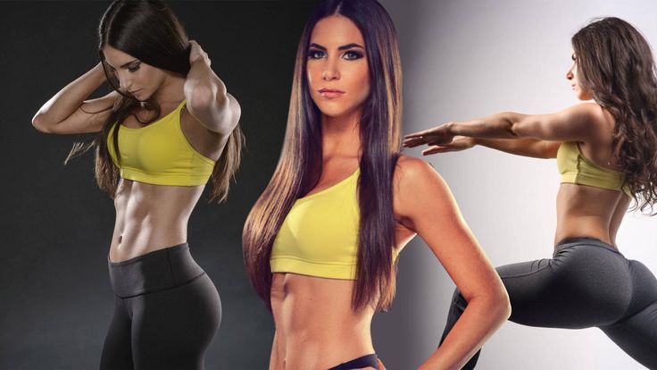 Instagram Sensation Jen Selter Best Fitness & Training Videos!