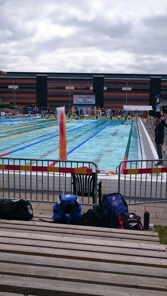 Swimming pool Trollhättan, Swedish Youth CS