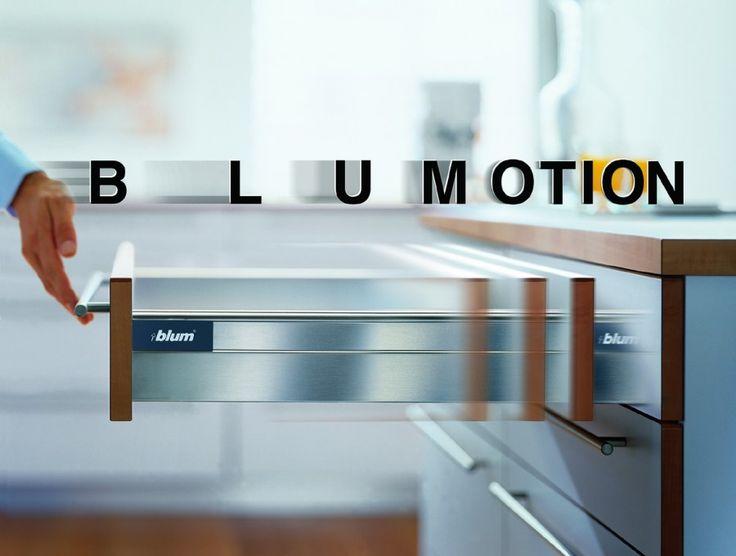 Accesorii Mobila Bucatarii Sertare Silentioase Blumotion (3)