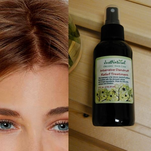 Intensive Clear Scalp Therapy | Dandruff - Scalp | Just Nutritive