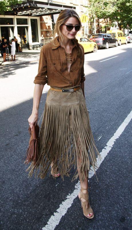 秋おしゃれはフリンジアイテムでスタート! | FASHION | ファッション | VOGUE GIRL