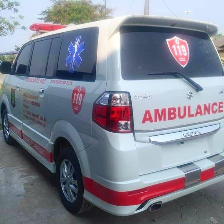 Jual Ambulan Ambulan Berlian Di Instagram Ambulance 119 Apv Ambulance Ford Trucks Instagram