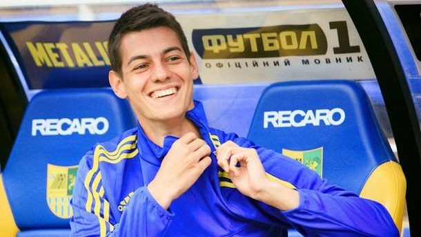 The beginner of the Premier league of Ilyichevets has amplified the Ukrainian from Italy