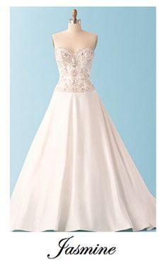 Jasmine Disney Wedding Dresses at Exclusive Wedding Decoration and ...