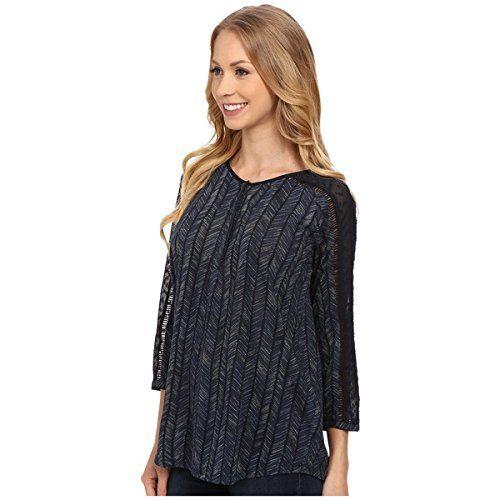 (ラッキーブランド) Lucky Brand レディース トップス 長袖シャツ Modern Herringbone Shirt 並行輸入品  新品【取り寄せ商品のため、お届けまでに2週間前後かかります。】 カラー:Blue Multi 商品番号:ol-8668508-1137 詳細は http://brand-tsuhan.com/product/%e3%83%a9%e3%83%83%e3%82%ad%e3%83%bc%e3%83%96%e3%83%a9%e3%83%b3%e3%83%89-lucky-brand-%e3%83%ac%e3%83%87%e3%82%a3%e3%83%bc%e3%82%b9-%e3%83%88%e3%83%83%e3%83%97%e3%82%b9-%e9%95%b7%e8%a2%96%e3%82%b7-15/
