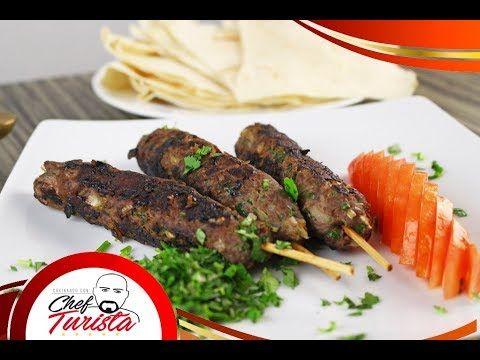 El kafta es un plato que forma parte de la comida típica árabe y son albóndigas de carne de res o cordero presentadas en pinchos o albóndigas. La combinación...