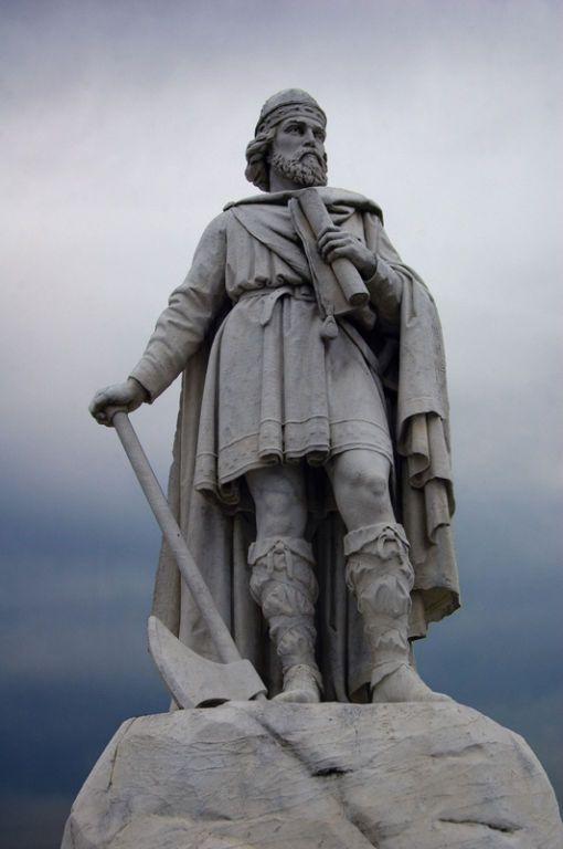 Alfréd Veliký, anglosaský král-Foto: archiv autora