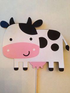 Barnyard, Farm cutouts, animal cutouts, die cuts, die cut outs, barn, sheep, pig, chick, cow