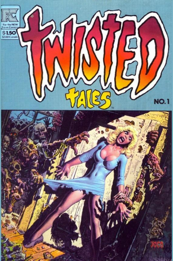 Horror Comics | Chillers and Thrillers: Horror Comics