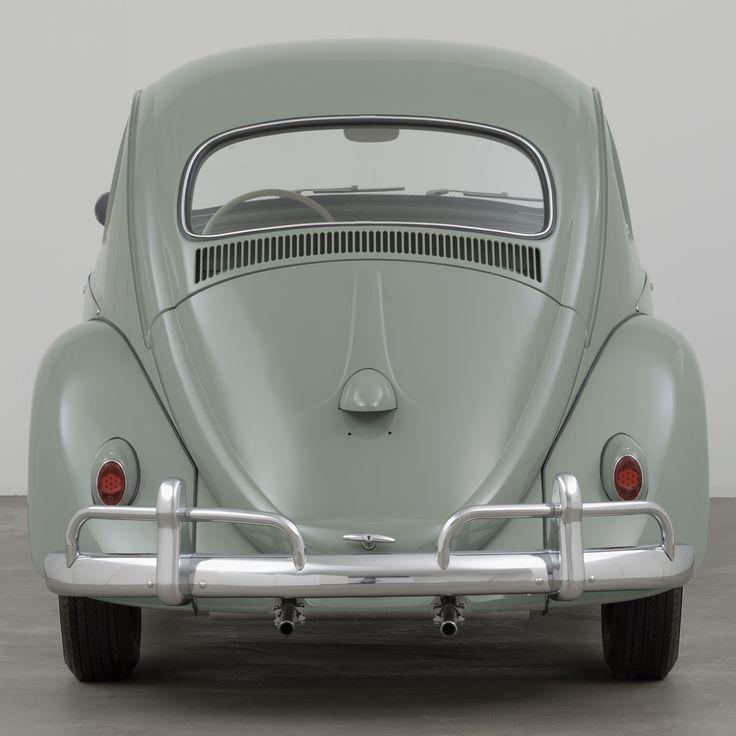 Ferdinand Porsche, Volkswagenwerk, Germany. Volkswagen Type 1 Sedan. 1959