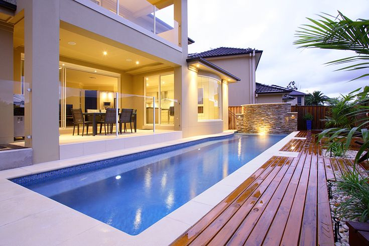 Lap Pools - Lap-6 by Sydney Pool Builder - Sunrise Pools