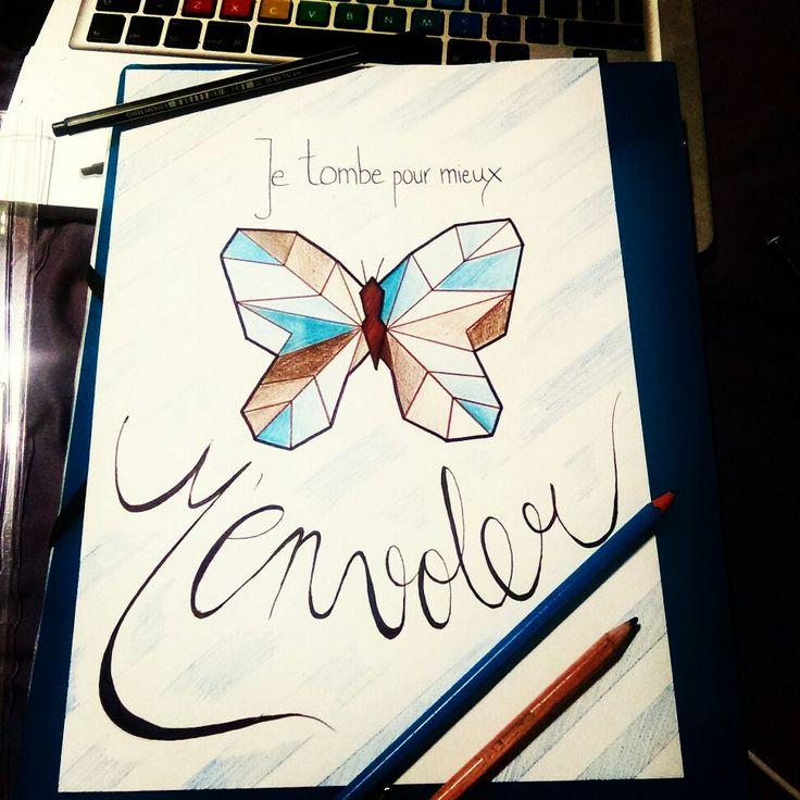 17 best ideas about dessiner un papillon on pinterest un papillon chenille dessin and dessin - Comment dessiner un papillon ...