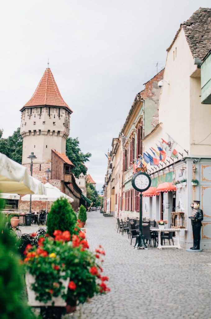 Sibiu, Romania - a beautiful city, with eyes! Here's why it should be on your bucketlist for the summer. Travel Candy
