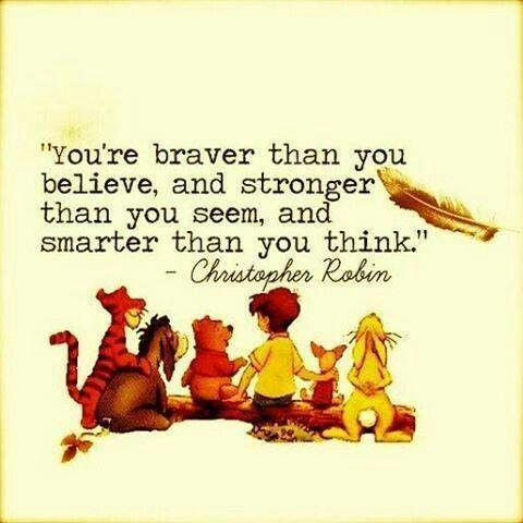 Pooh & Christopher Robin
