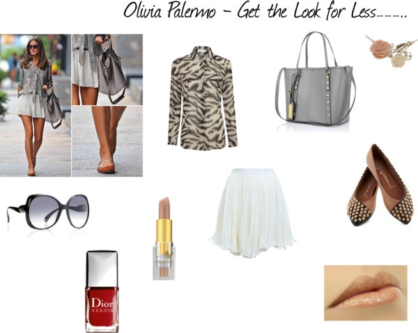 Get the Olivia Look for Less